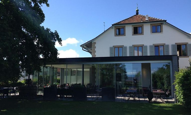 HOTEL AUBERGE DE CONFIGNON, GENEVA ***